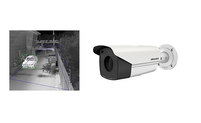 Hikvision công bố thế hệ camera ảnh nhiệt mới